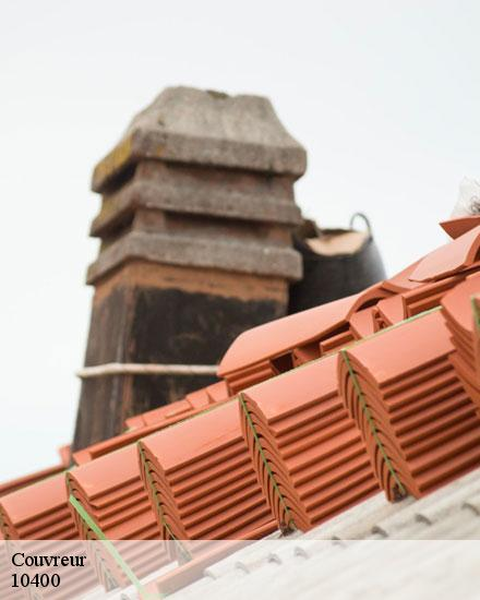 Couvreur  barbuise-10400 Artisan Lobry William